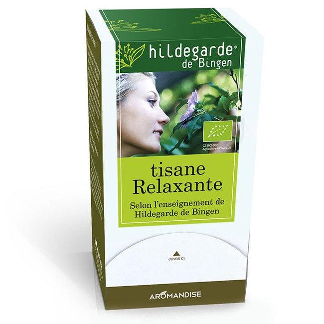 Tisane Bio Relaxante 20 sachets