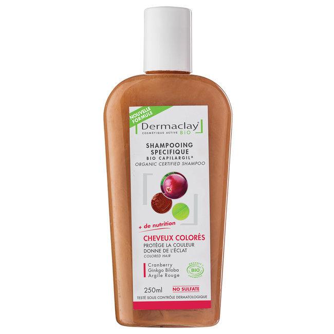 Shampoing Bio Capilargil Cheveux Colorés 250ml