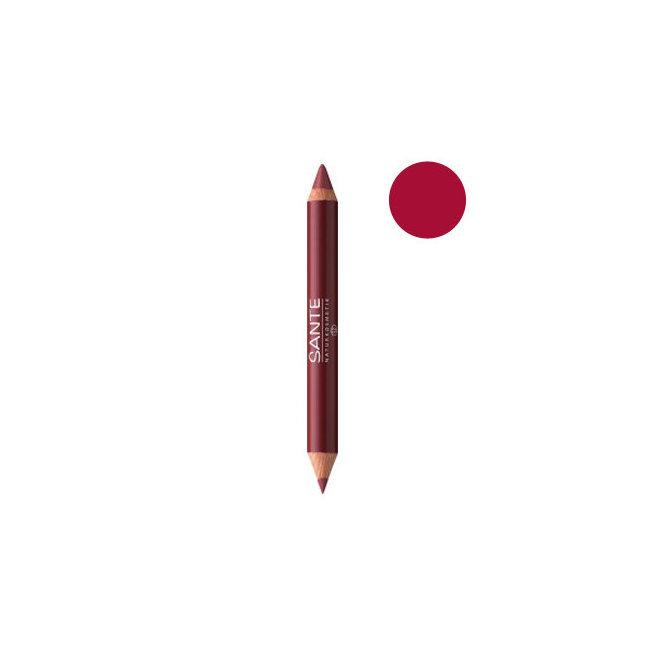 Crayon Duo Contour des lèvres Glamorous Look n°03