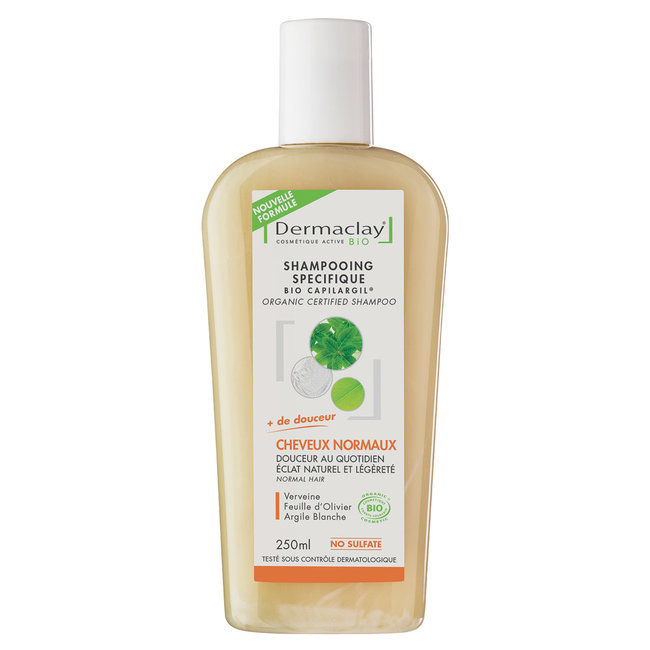 Shampoing Bio Capilargil Usage Fréquent 250ml