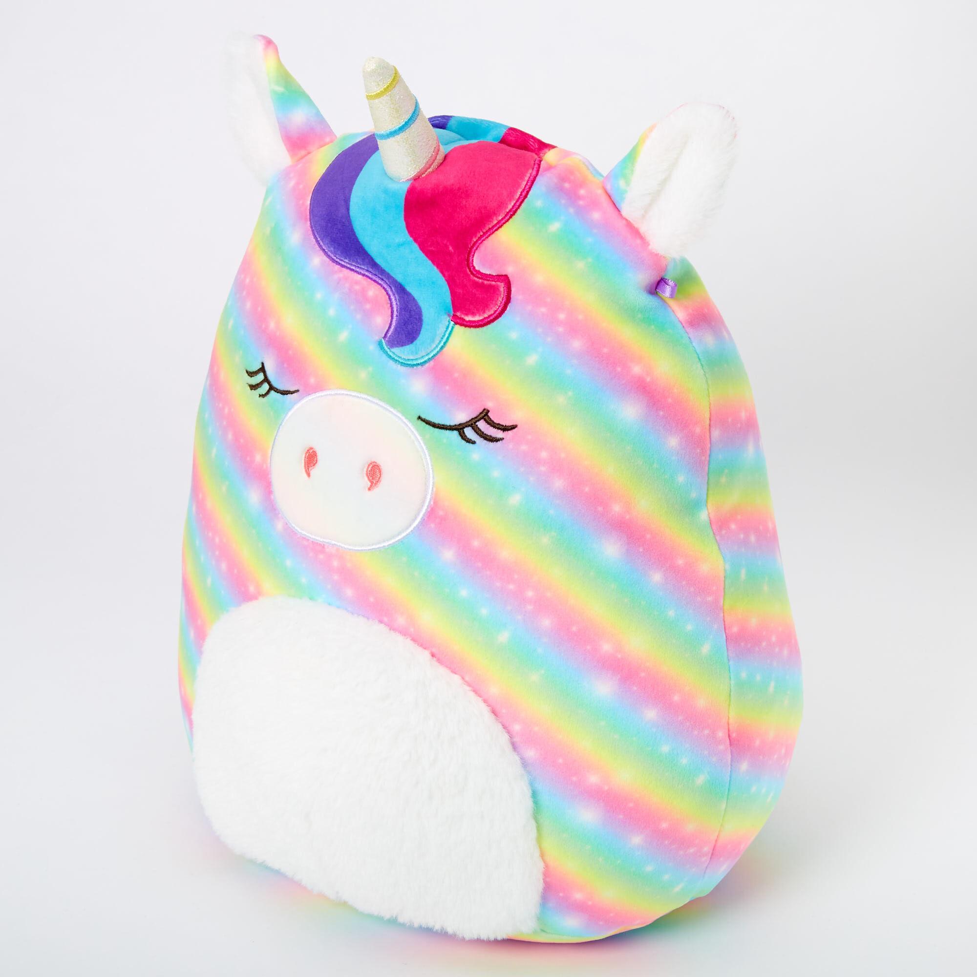 squishmallows 12 claire s unicorn plush toy