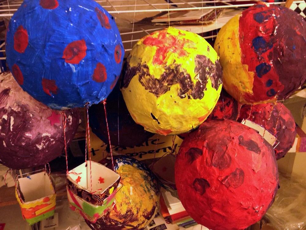 After- Hot Air Balloons