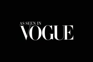 Vogue UK logo
