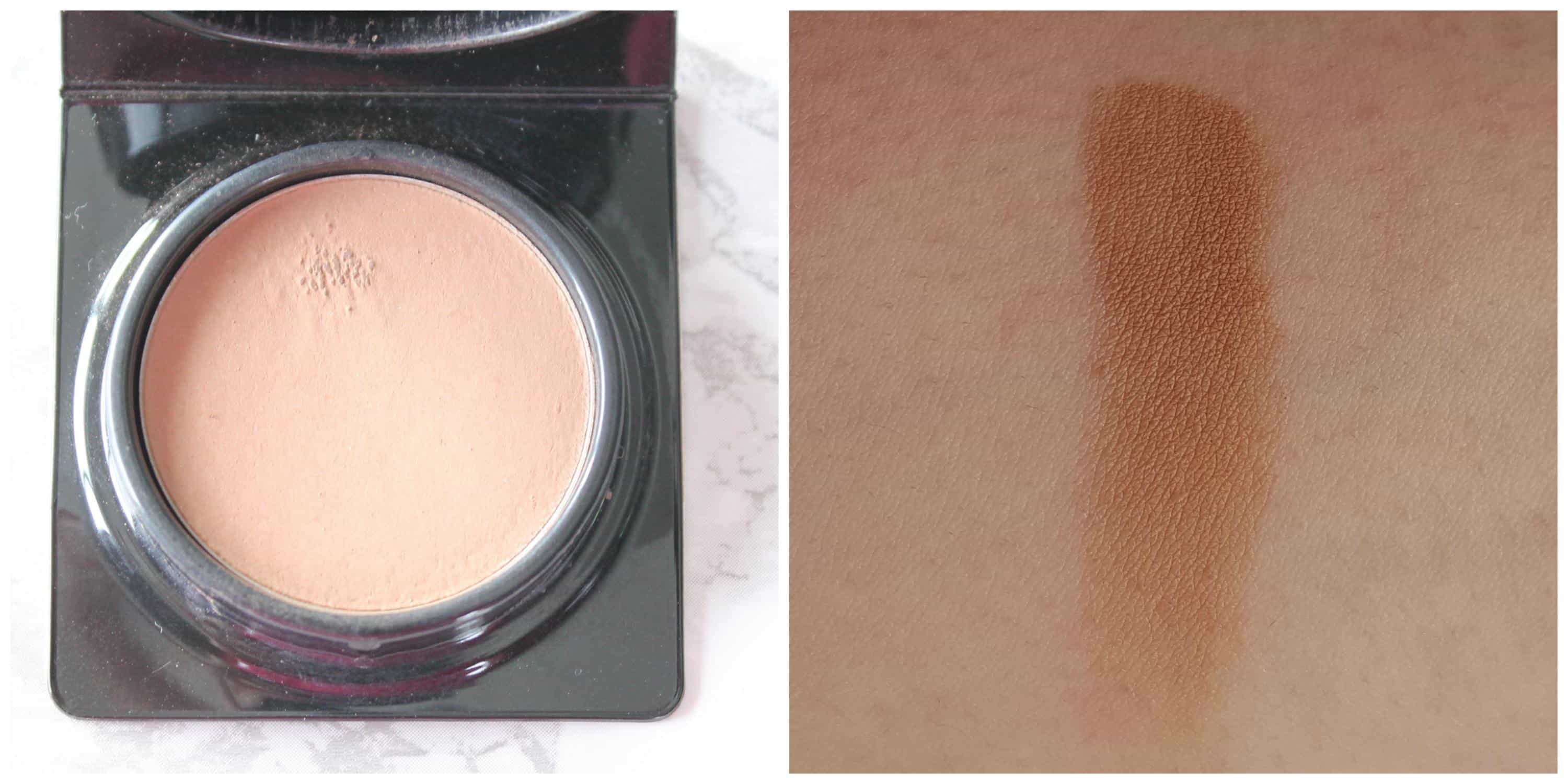 faced chocolate soleil bronzer medium deep