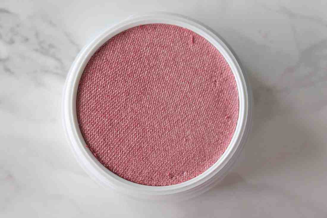 ColourPop Super shock Cheek Highlighter in Forget Me Not the monochromatic pink collection shade