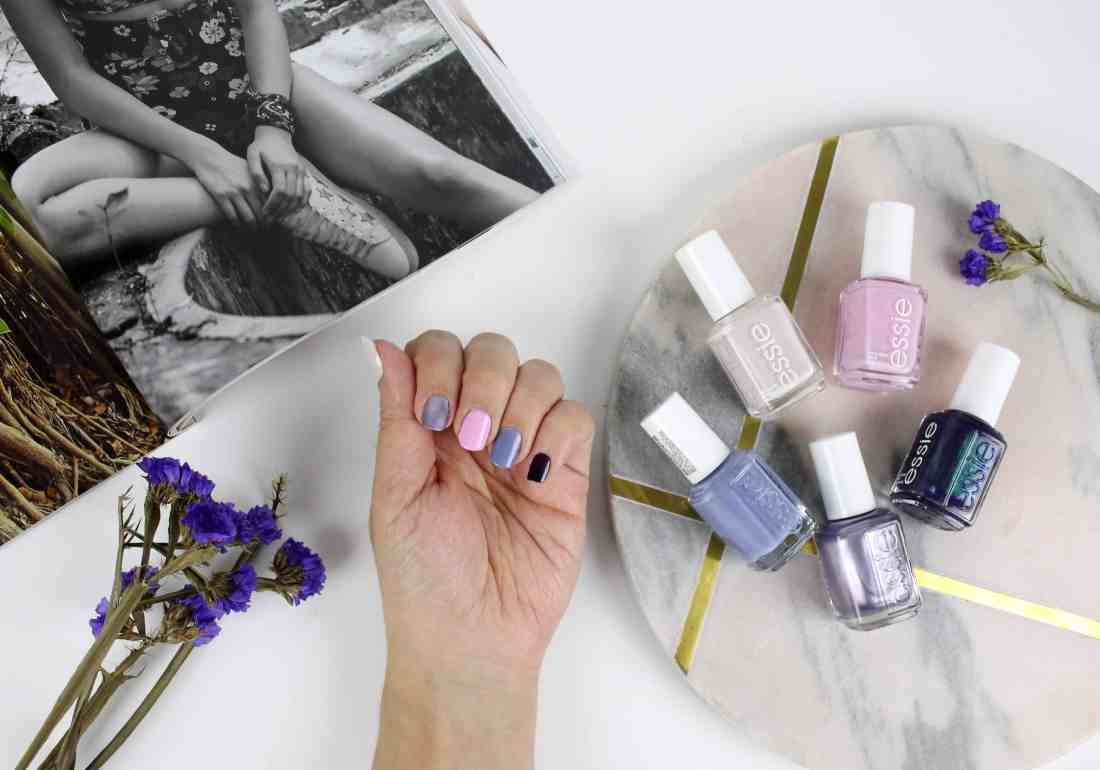 Essie fall collection nail polish 2017