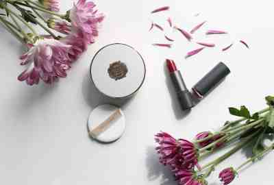 The face shop Miracle Finish cc intense cover cushion & Moisture Touch Lipstick