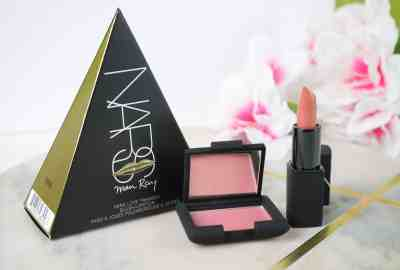 NARS x Man Ray Love Triangle Blush Lipstick Set