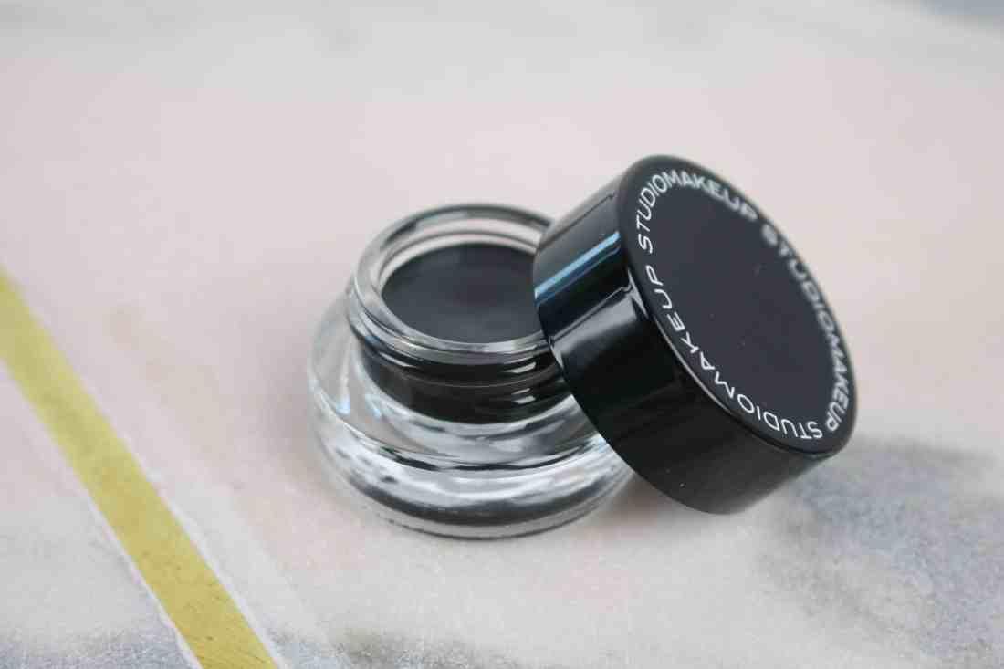studio makeup long wear gel eyeliner