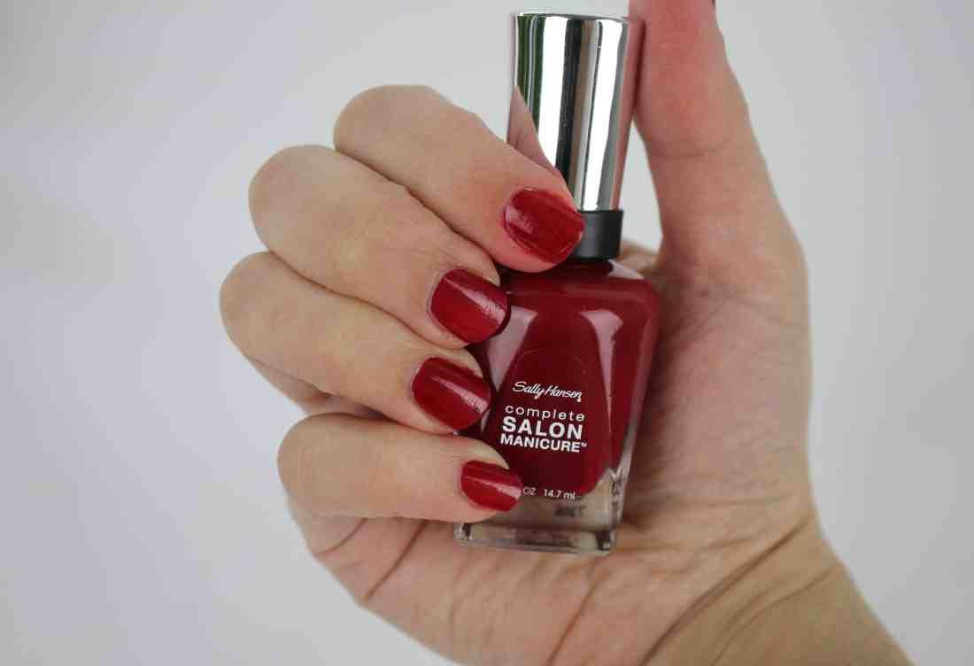 Sally Hansen Complete Salon Manicure in 226 red it online