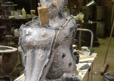 From Sculpture, To Mould, To Cast | Claire Tennant Workshop
