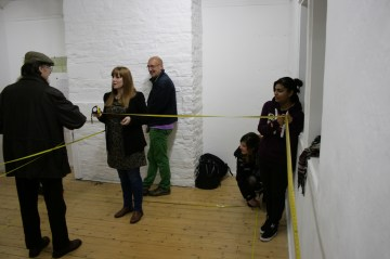 Residual projects participatory performance and installation