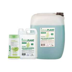 Shampoo alle alghe marine