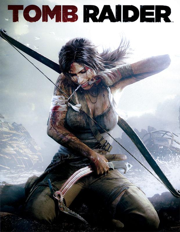 Lara Croft mais jovem no novo Tomb Raider