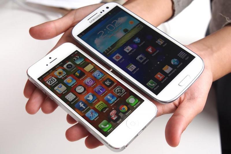 Chegada do iPhone 5 não atrapalhou as vendas do Galaxy S3