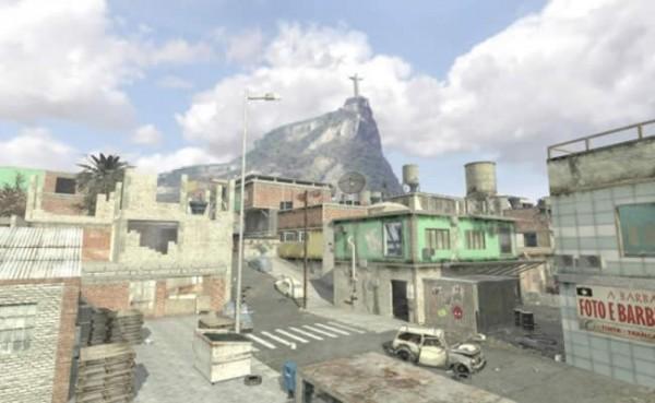 Modern Warfare 2 - Mapa Favela RIO