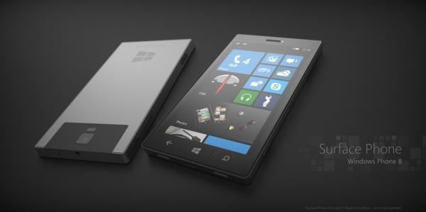 Calma, esse não é o smartphone da Microsoft!