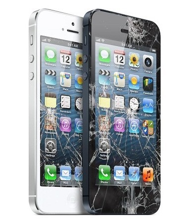iPhone 5 Front Glass Repair