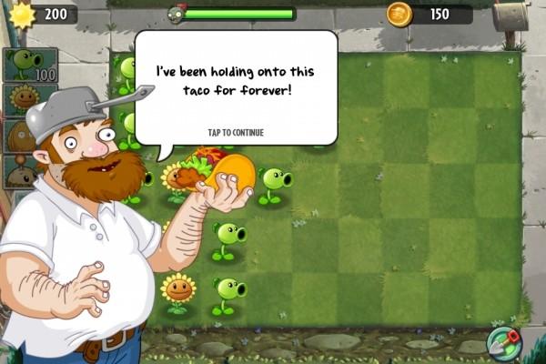 Plants vs Zombies 2 chegou – ao iOS