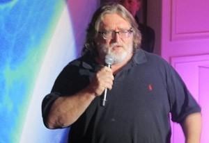 Gabe Newell, cofundador da Valve, quer atacar a Microsoft com as Steam Machines