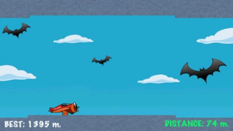 FlappyBird-Flappy Plane