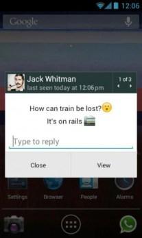 WhatsApp-falha