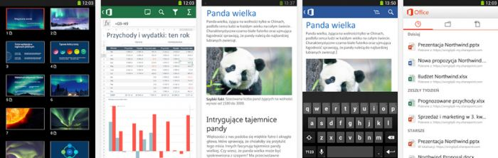 MS Office for mobile2