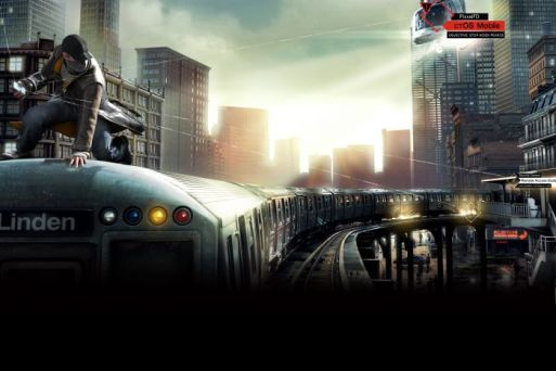 Watch Dogs-PS4 e PS3