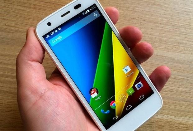 Motorola Moto G com 4G