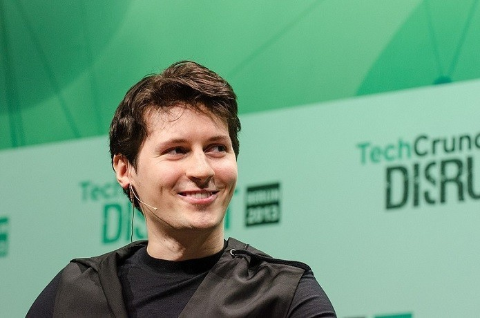 Pavel Durov é criador da maior rede social da Rússia a VKontakte e Telegram