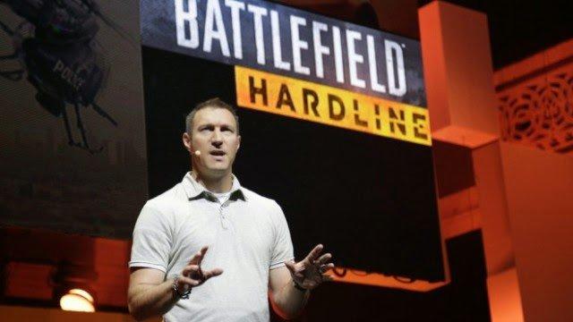 Visceral Games Steve Papoutsis