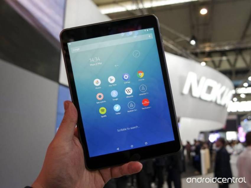 Nokia N1: o primeiro aparelho Nokia com Android pós-Microsoft.