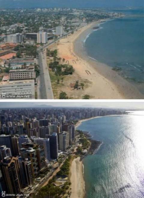 14. Fortaleza, Brasil 1975-2011