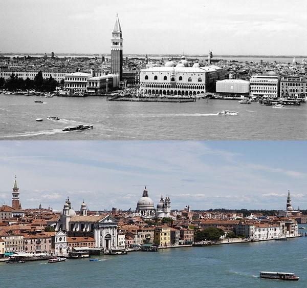 16. Veneza, Itália 1970-2010