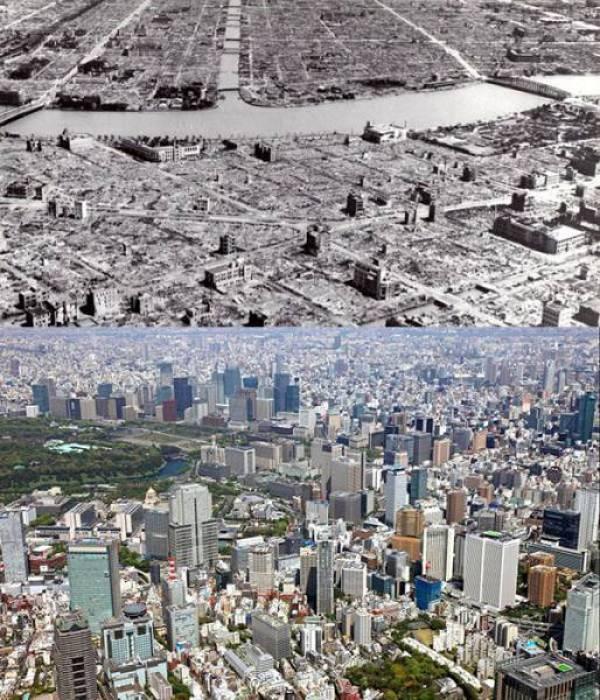 27. Tóquio, Japão 1945-2013