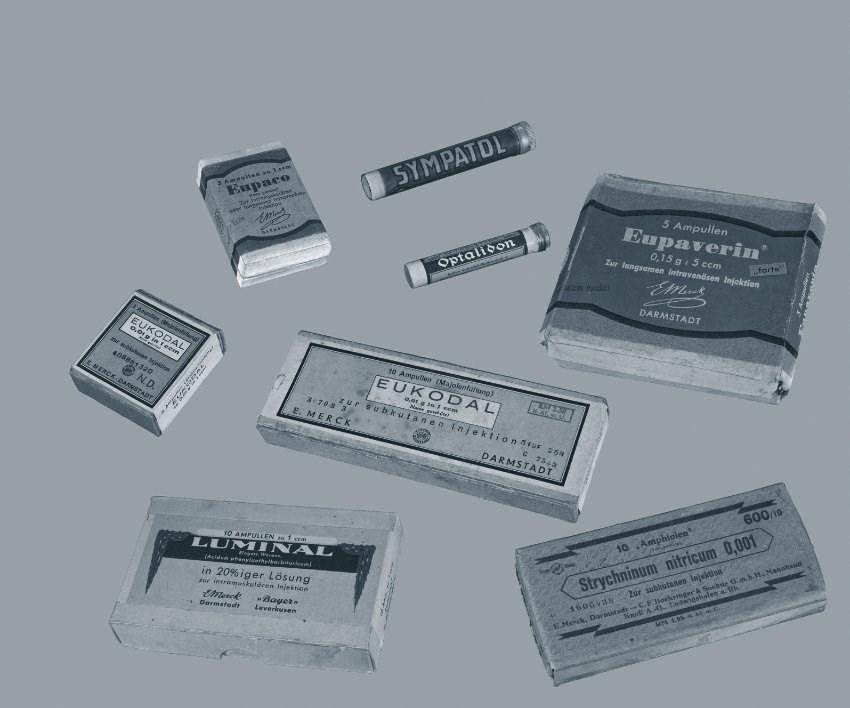 Hitler chegou a consumir coquetéis com mais de 80 substâncias diferentes
