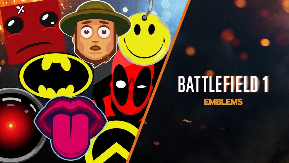 [Super Dica] Como adicionar emblemas TOP no Battlefield 1
