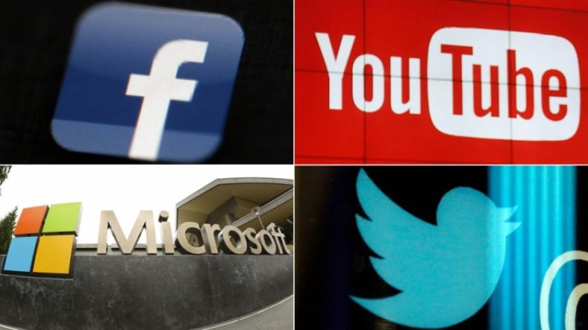 facebook-microsoft-twitter-e-youtube