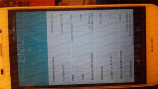 (aporte) Unlock Para Huawei Scll03  Clan GSM  Unión de