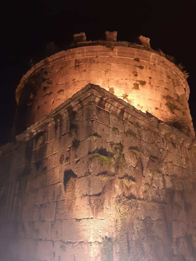 старый город в Антальи