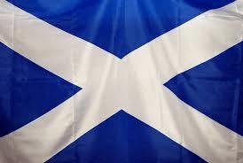 St Andrew Flag