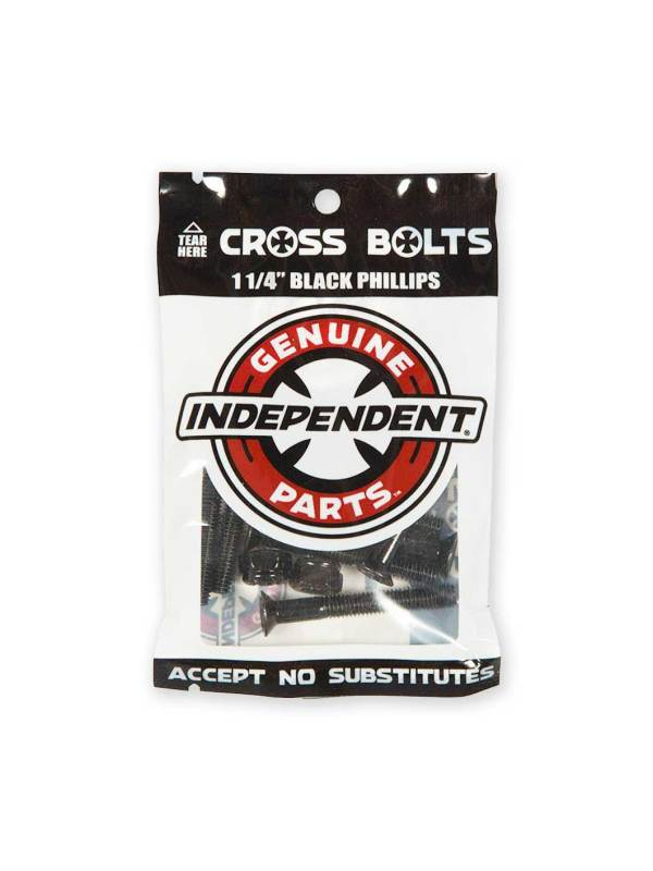 Independent Cross Bolts