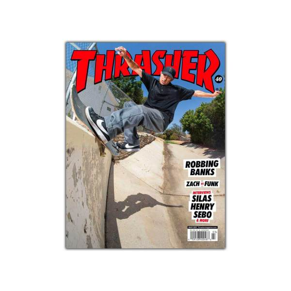 Thrasher issue 488