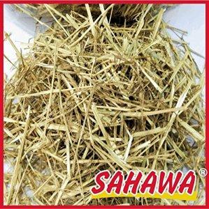 sahawa® sans Litière pour petits animaux, coton, chanvre, stoh, cage pour lapins nains, cochons d'Inde, rats, souris, litière (paille)
