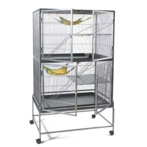 Liberta UK Double cage pour rongeurs Taille L