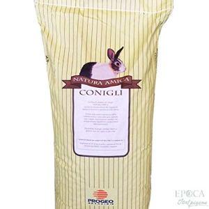progeo Universel Veg. Pellet–Aliment Complet pour Lapins DE 25kg
