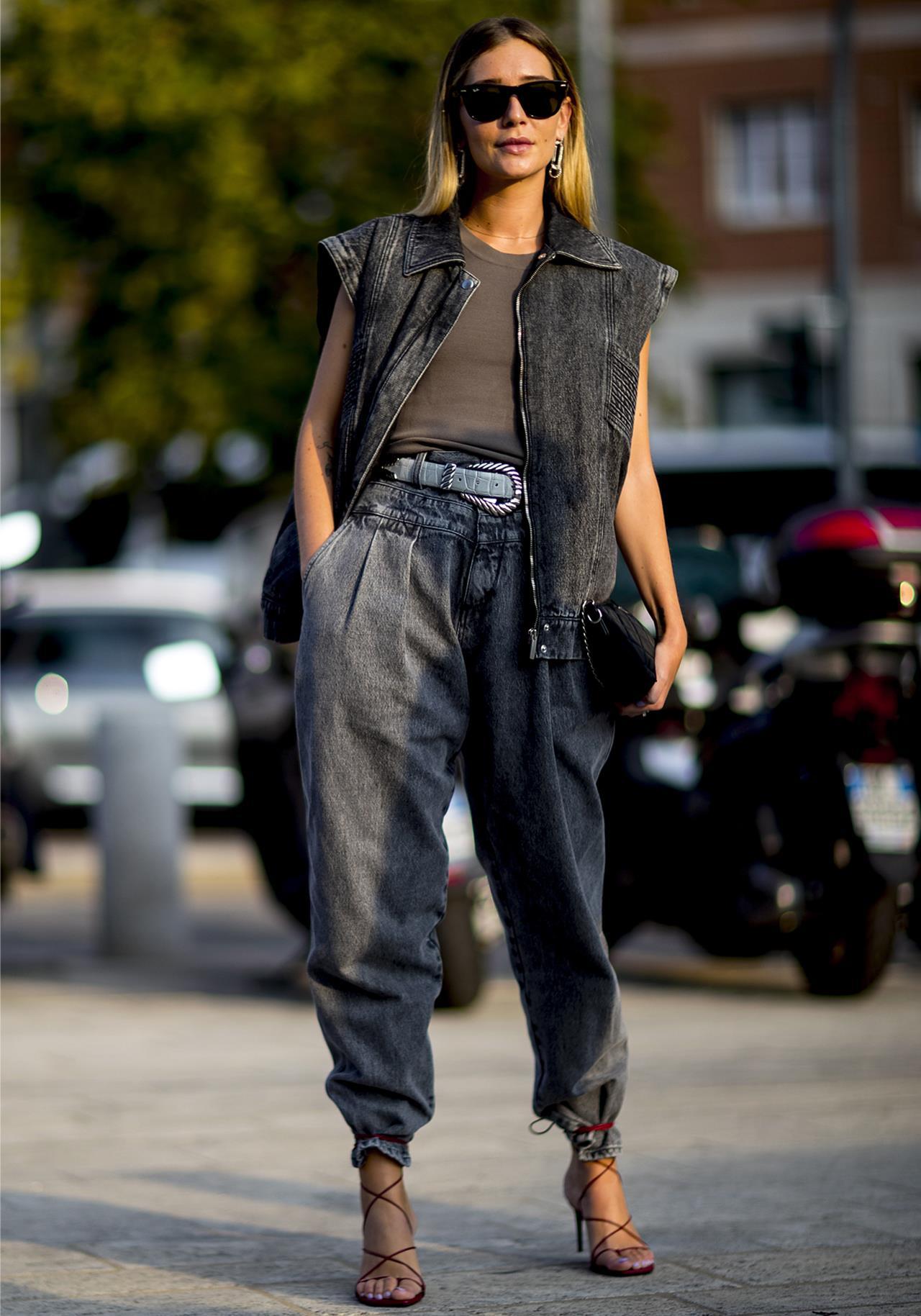 Jeans 'slouchy': Todas las versiones del pantalón que serán ...
