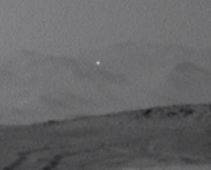 Curiosity Update. Old Glinty Rock Is Back.