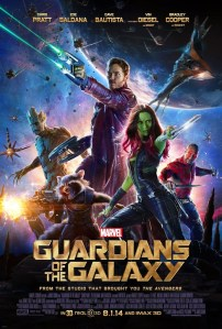 "Guardians Of The Galaxy—Science Fiction Xscape Fun. ""Who's Your Daddy?"""