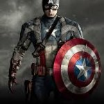 Captain America type of guy.